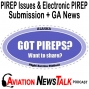 Artwork for 182 PIREP Issues and Automated Ways to Submit PIREPs, FAR 61.57(c) Review: Instrument Currency + GA News