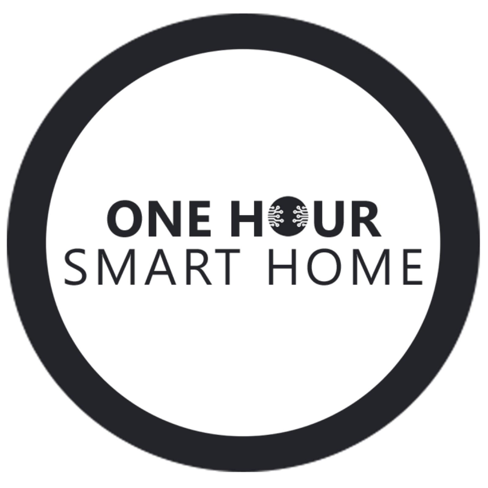 One Hour Smart Home Podcast show art