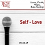 Artwork for JIOS Radio Podcast 05/10/19- Self - Love