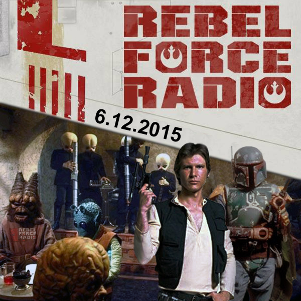 RebelForce Radio: June 12, 2015