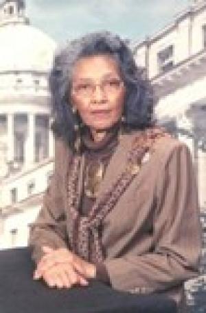 MS Moments 176 MS Legislative Black Caucus - Alyce G. Clarke