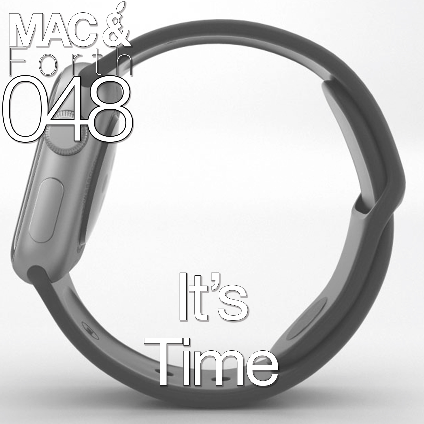 The Mac & Forth Show 048 - It's Time