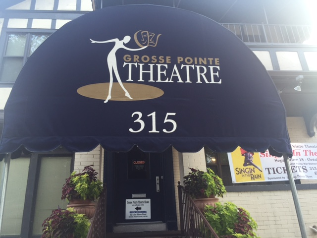 Grosse Pointe Theatre - 315 Fisher Road, Grosse Pointe Farms