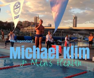 Legendary Michael Klim & Men's Health