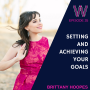 Artwork for 035 - Setting and achieving your goals with goal expert Brittany Hoopes