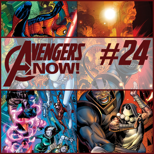 Cultural Wormhole Presents: Avengers Now! Episode 24