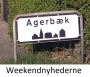 Artwork for 14.04.2018 Weekendnyhederne fra Agerbæk