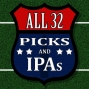 Artwork for All 32 Picks and IPAs 24: Week 11