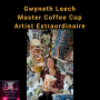 Artwork for LDG #EP036 Gwyneth Leech Master of the Coffee Cup Art and More!