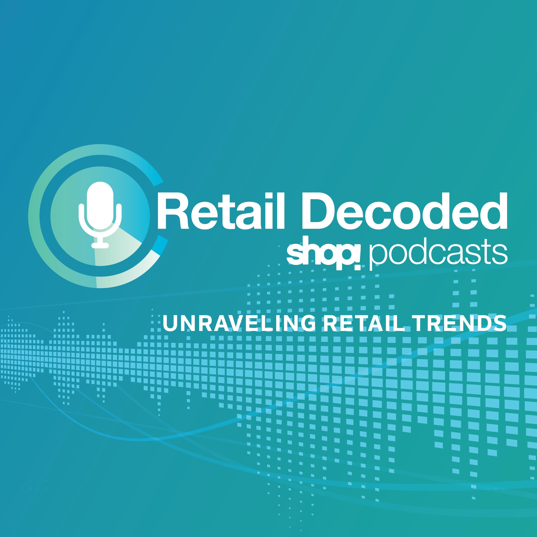 RetailDecoded's podcast show art