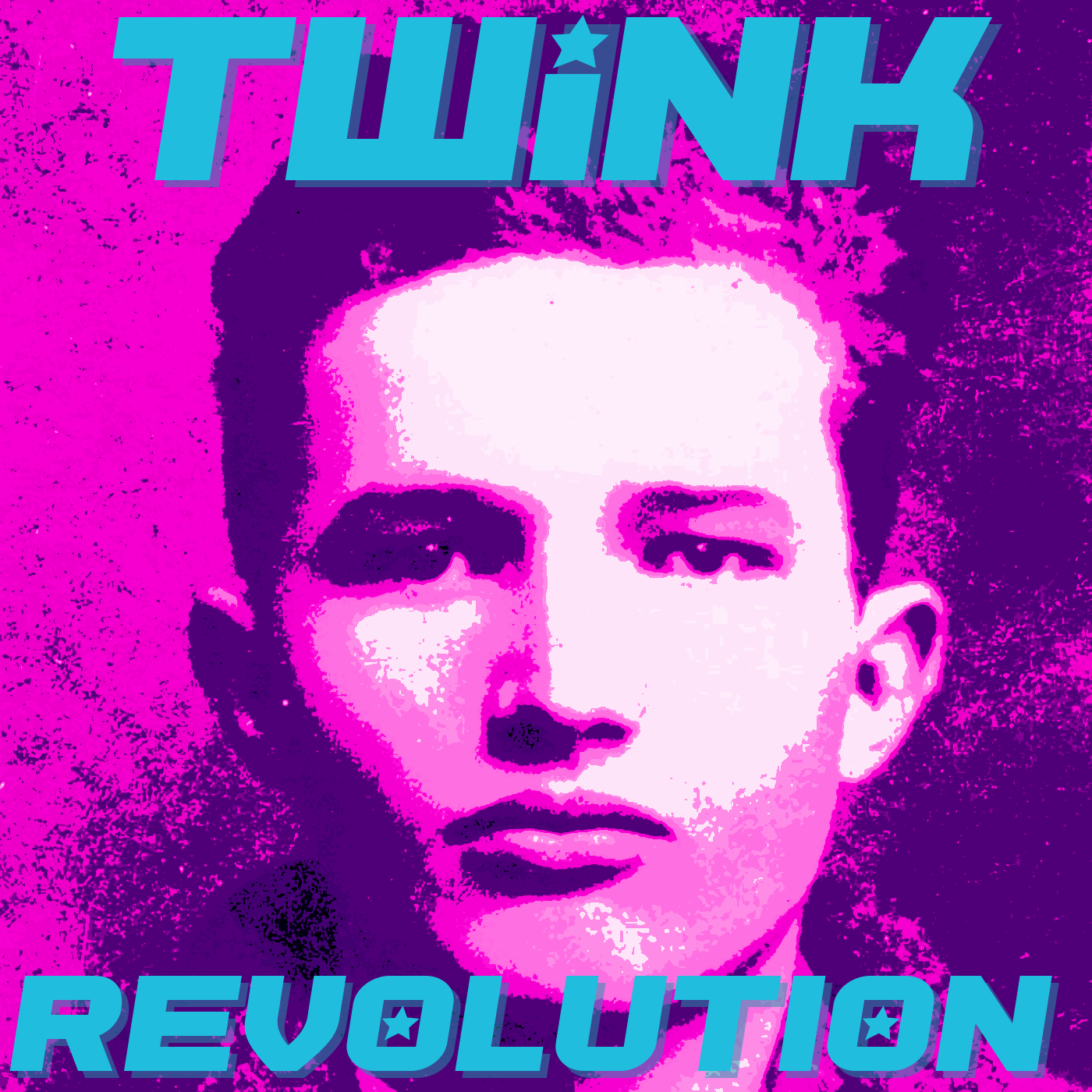 Twink Revolution Podcast show art