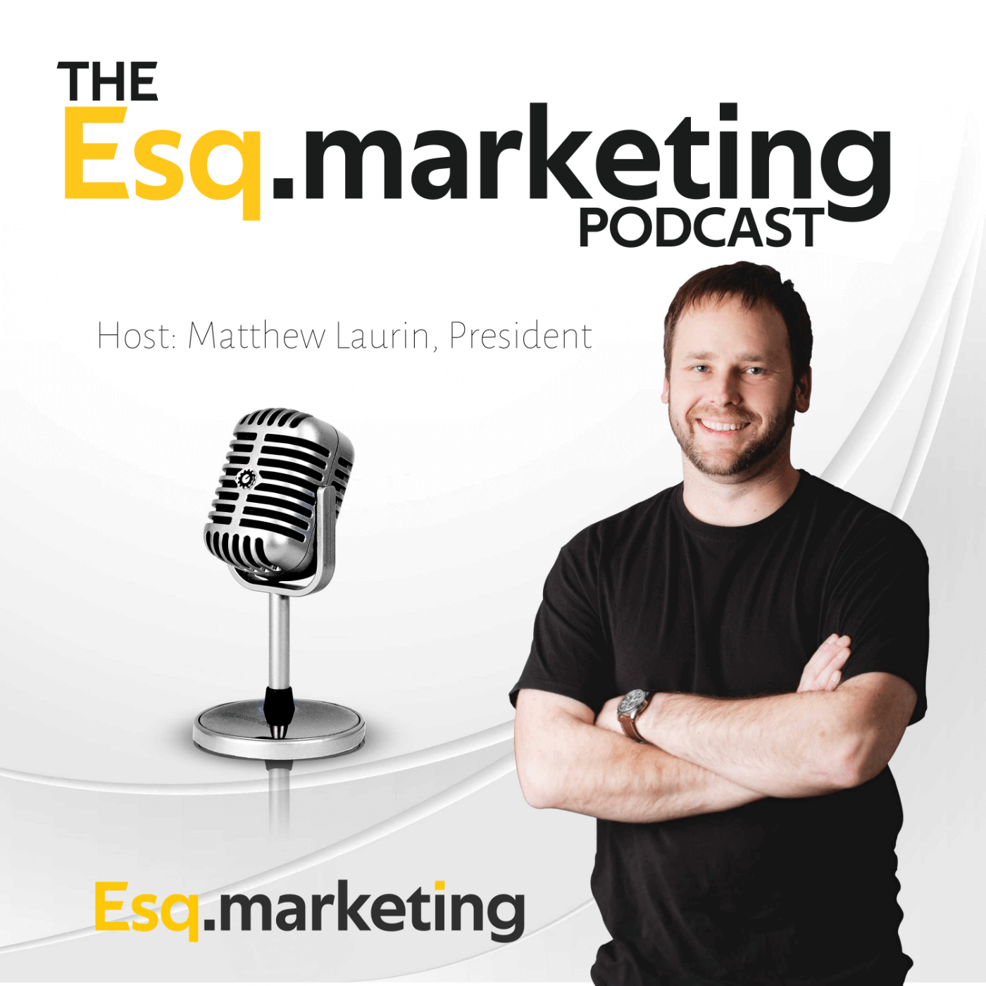 The Esq Marketing Podcast show art