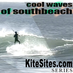 COOL wAves of South Beach: Kitesurf Newport Oregon