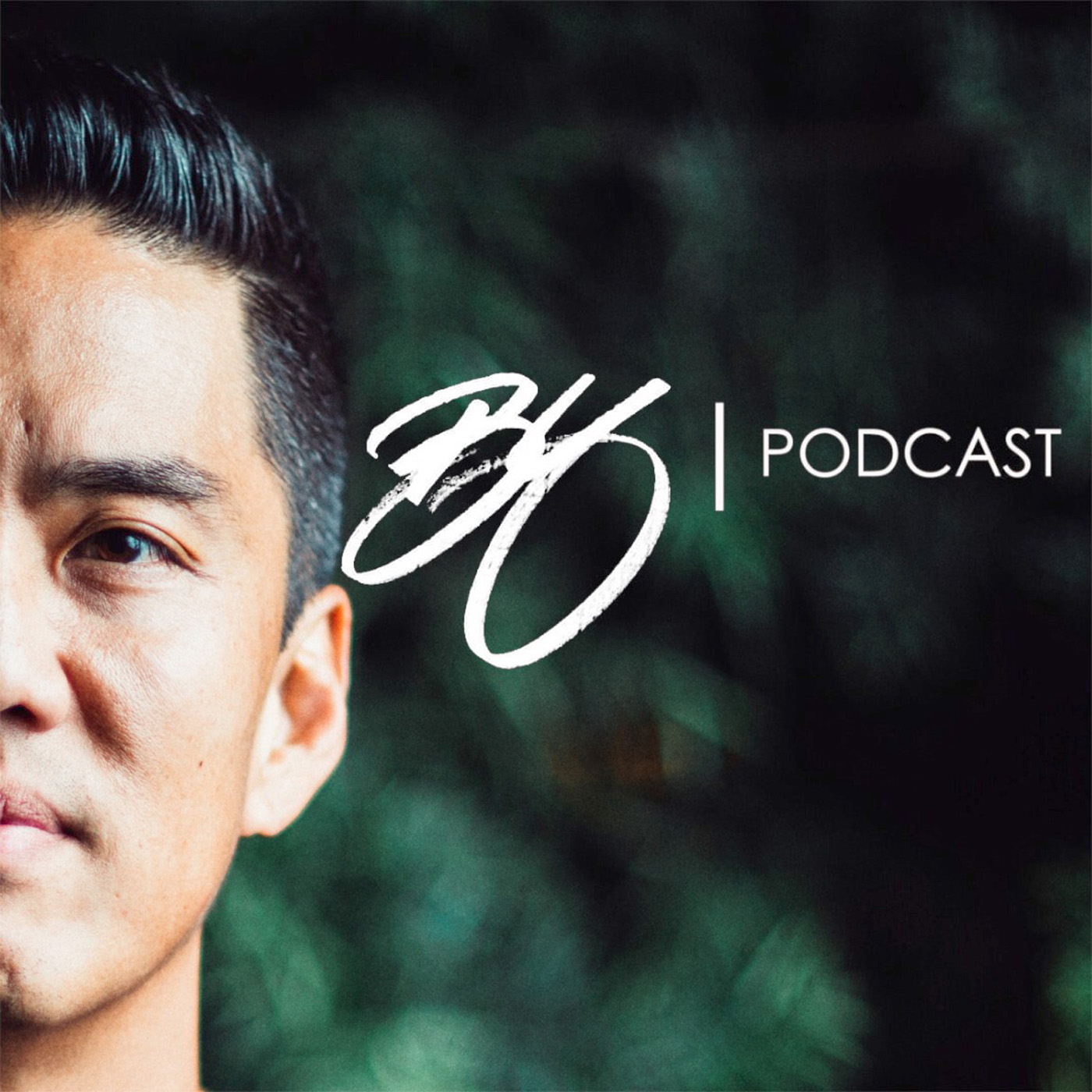 Billy Yang Podcast show art