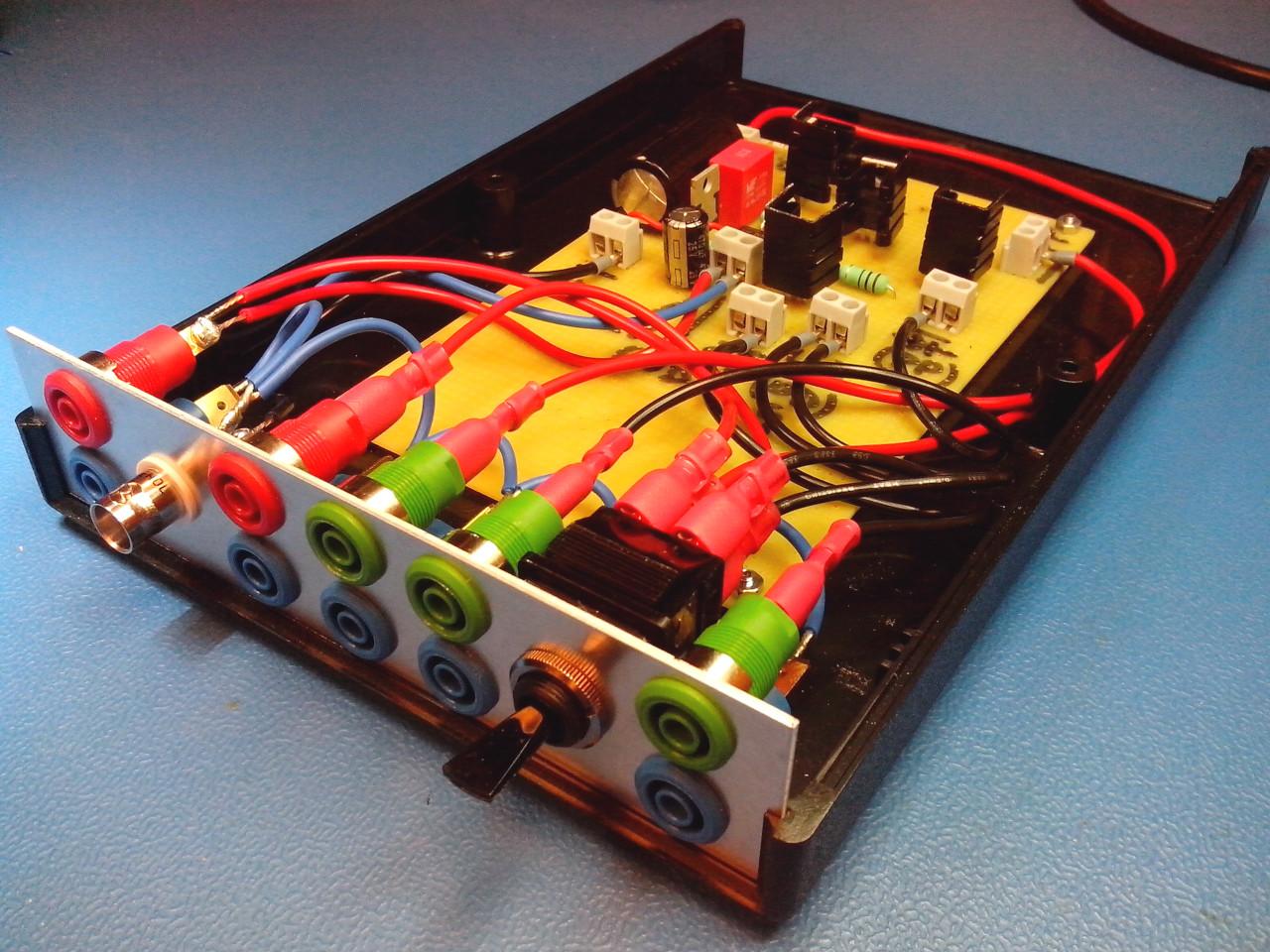 digital driver box
