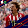 Artwork for Would Antoine Griezmann fit at Barcelona? Midfield scoring and Barcelona in the Premier League [TBPod140]