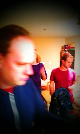 "Episode 003 - Gilli Nissim, Dave Theune, Dennis Curlett - ""Kibbutz"""