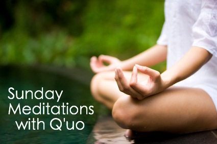 Episode Seventy Five (Part Two) - Sunday Meditations with Q'uo
