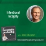 Artwork for Intentional Integrity with Rob Chesnut