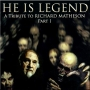 Artwork for HYPNOBOBS 120 – He is Legend: A Tribute to Richard Matheson Part I
