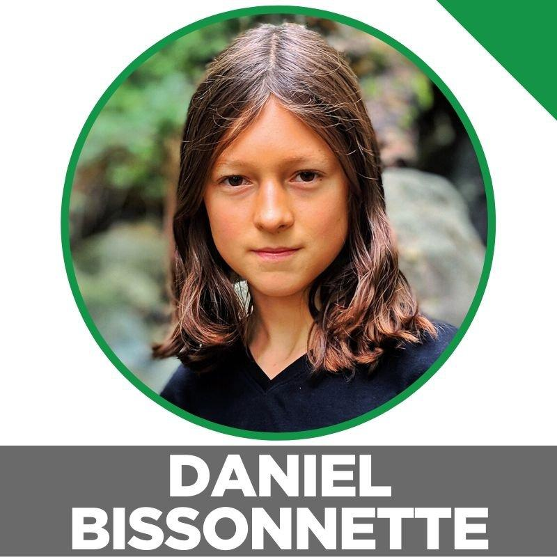 An Interview With A Child Prodigy: Should You Skip Breakfast, Analyzing Your Poop, Cold Thermogenesis & Breathwork Strategies & More With Daniel Bissonnette.