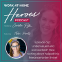 Artwork for Undervalued and overworked? How niching down helped this freelance writer thrive!