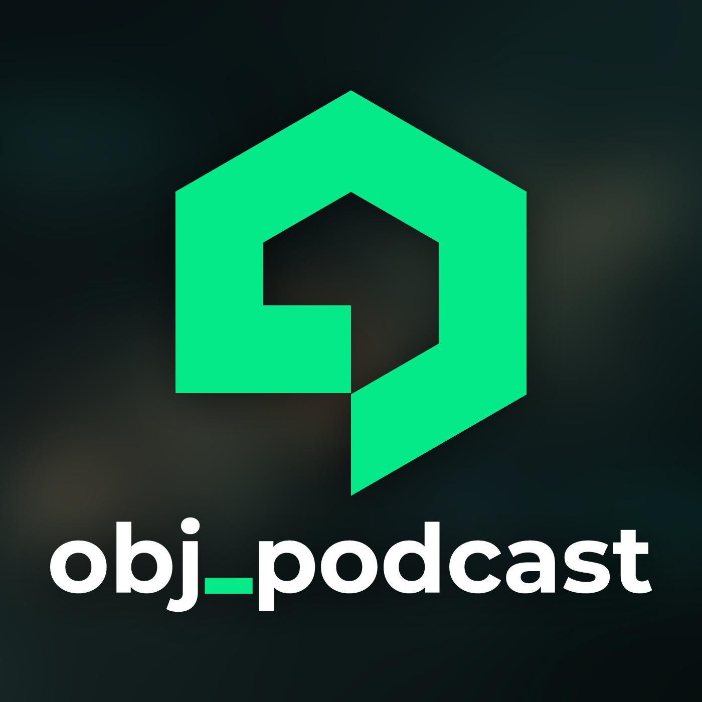 obj_podcast show art