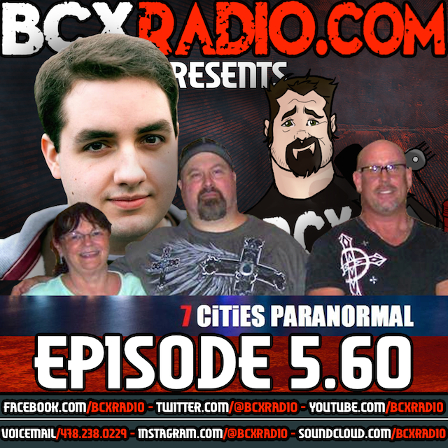BCXradio 5.60 - Soften Your Glands