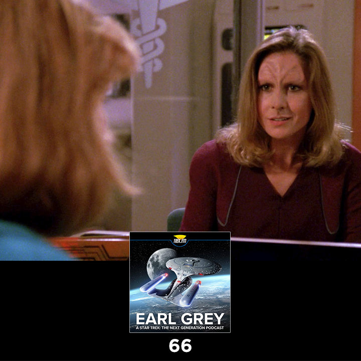 Earl Grey 66: Prime DAREctive