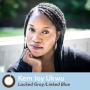 Artwork for Episode 301: Locked Gray/Linked Blue Author Kem Joy Ukwu