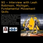 Artwork for 90 – Interview with Leah Robinson, Michigan, Fundamental Movement Skills