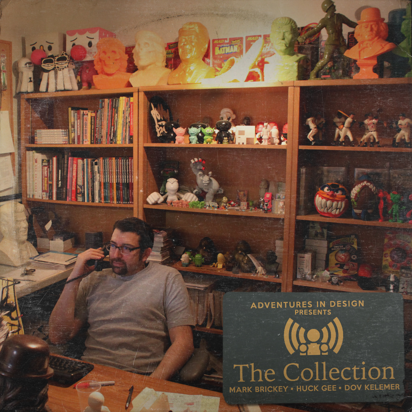 """Episode 327 """"The Collection with Huck Gee Volume II: Dov Kelemer of DKE"""""""