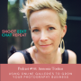 Artwork for #76: Using online galleries to grow your photography business with Annemie Tonken