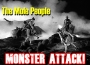 Artwork for The Mole People| Monster Attack Ep.113