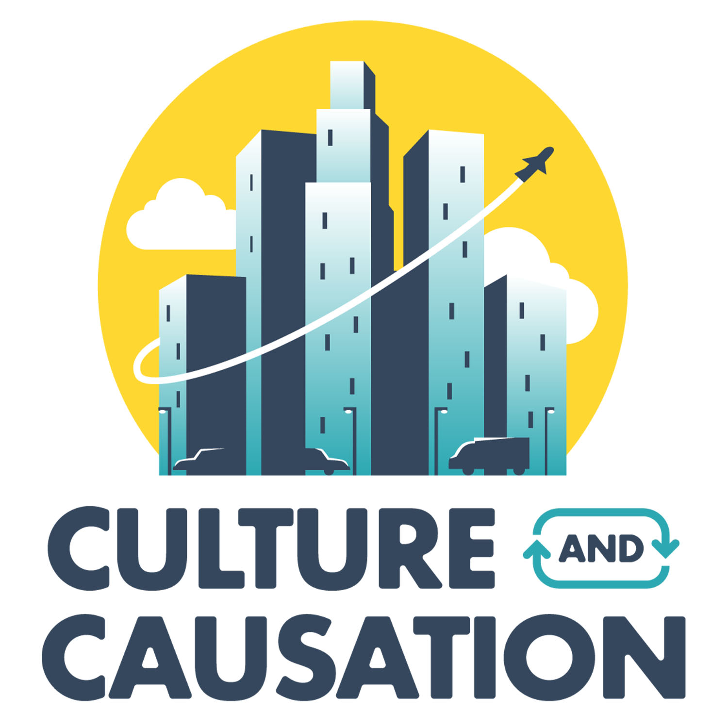 Culture and Causation show art