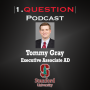 Artwork for Tommy Gray | Exec. Assoc. AD External Relations | Stanford University