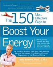 Dr Jonny Bowden Shares 150 New Energy Boosts In New Book