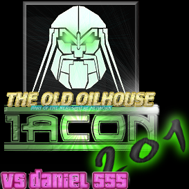 Iacon 201 EP 09 - Vs Daniel 555