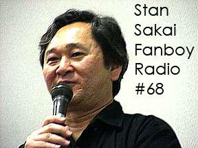 Fanboy Radio #68 - Stan Sakai