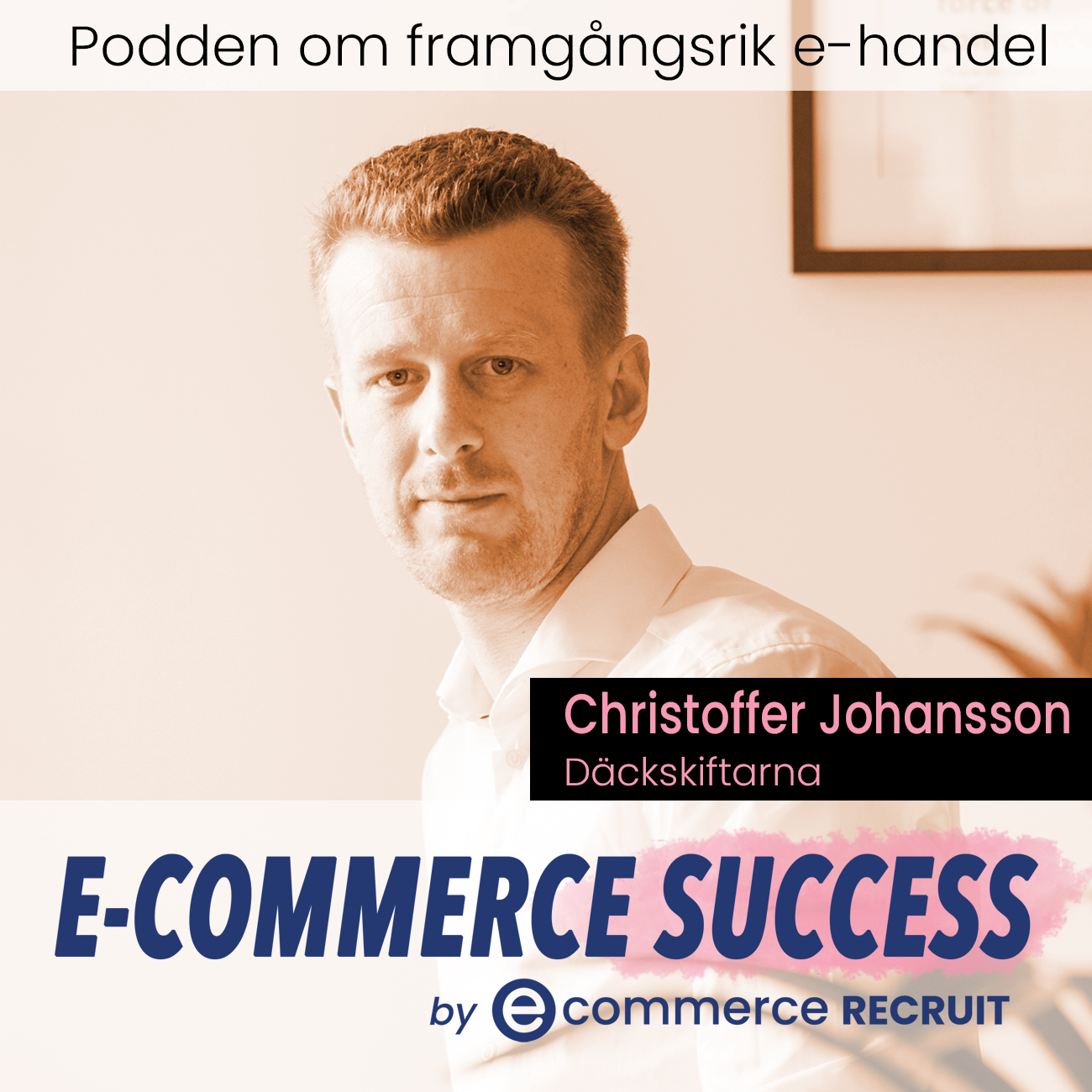 Christoffer Johansson, Digital chef på Däckskiftarna