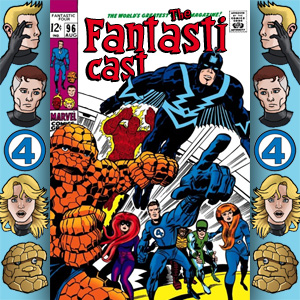 Episode 96: Fantastic Four #82 - The Mark Of The Madman