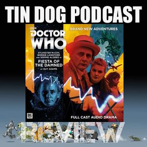 TDP 611:  Doctor Who - Main Range 215 - Fiesta of the Damned