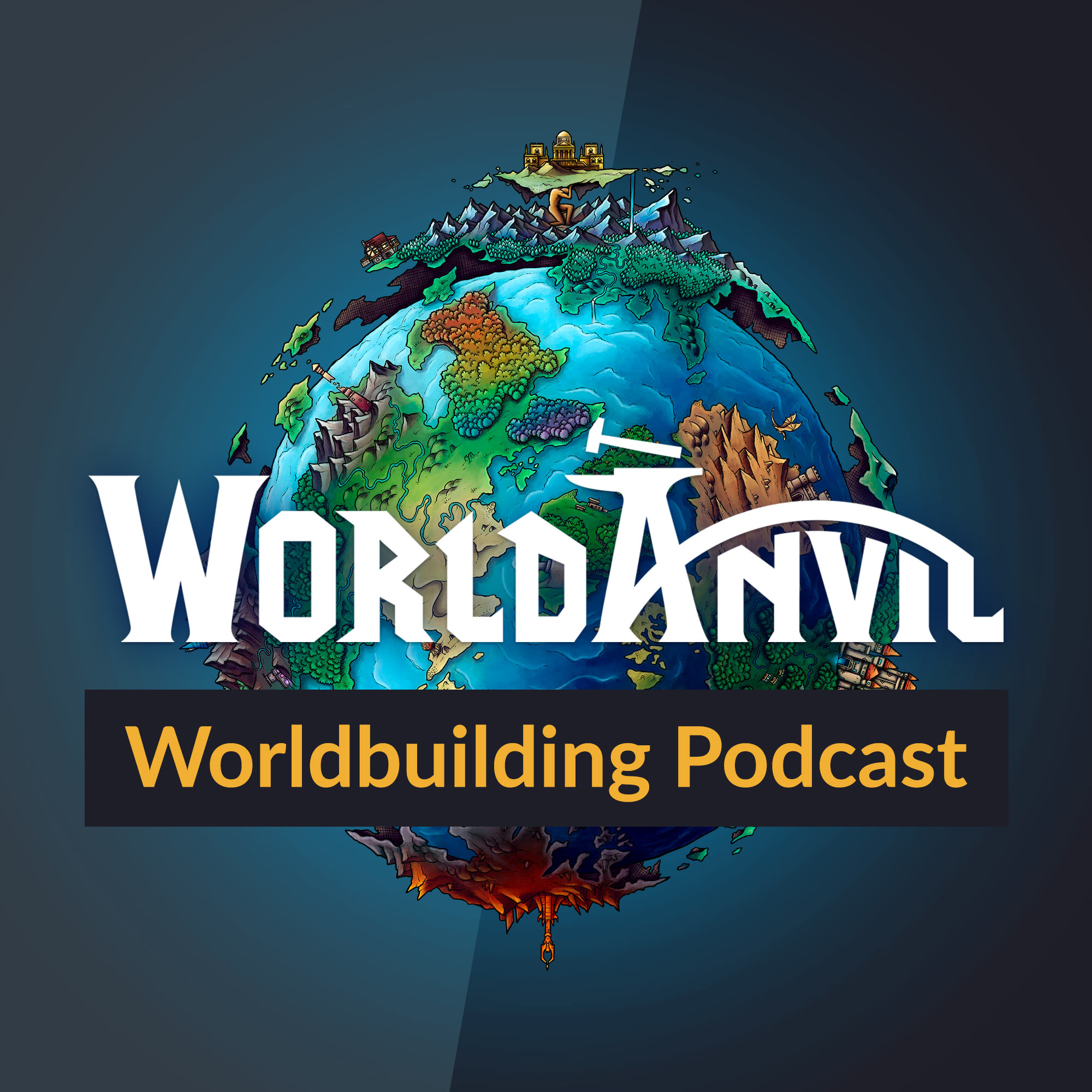 World Anvil Worldbuilding Podcast