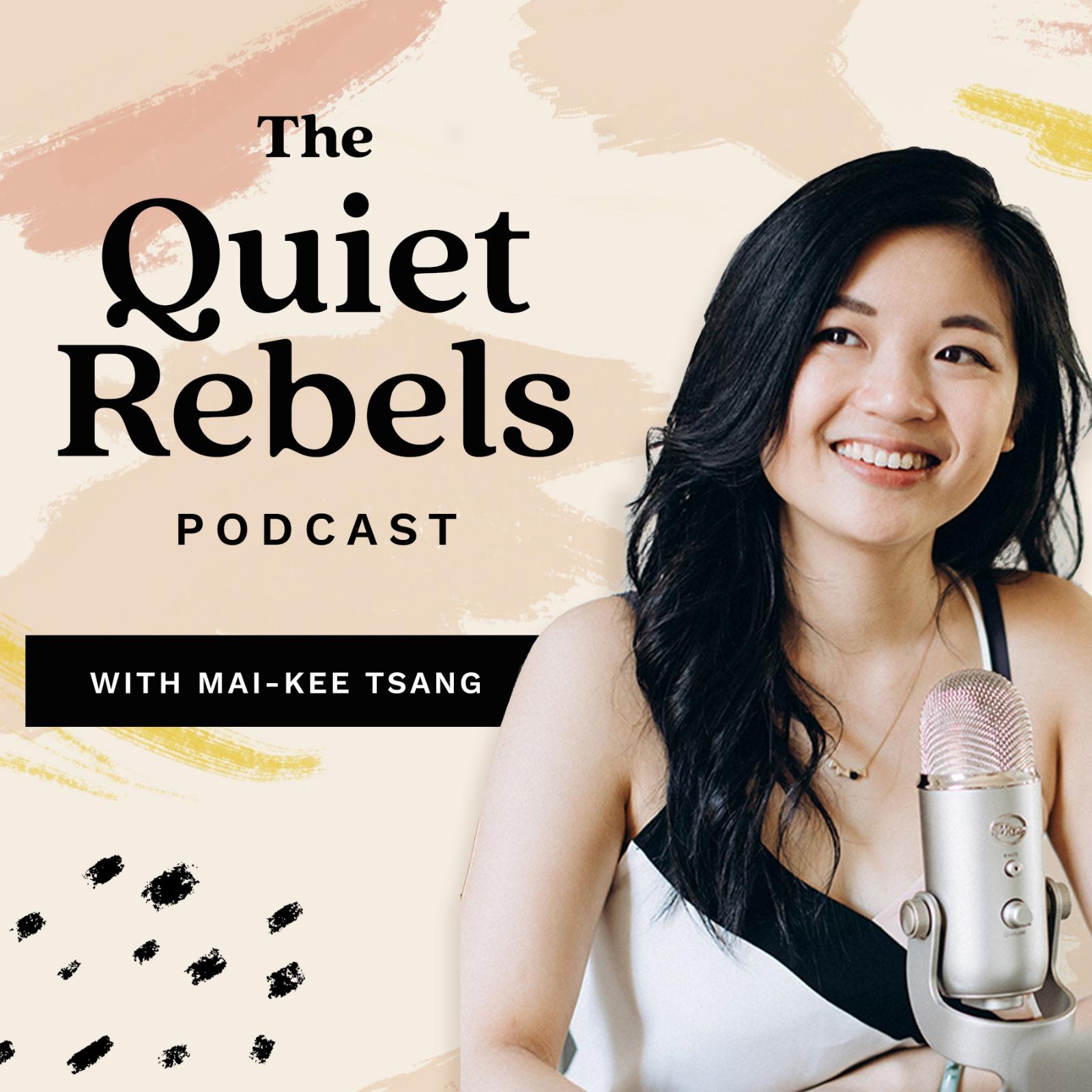 The Quiet Rebels™ Podcast show art