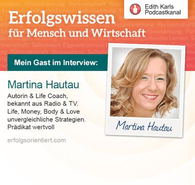 Im Gespräch mit Martina Hautau