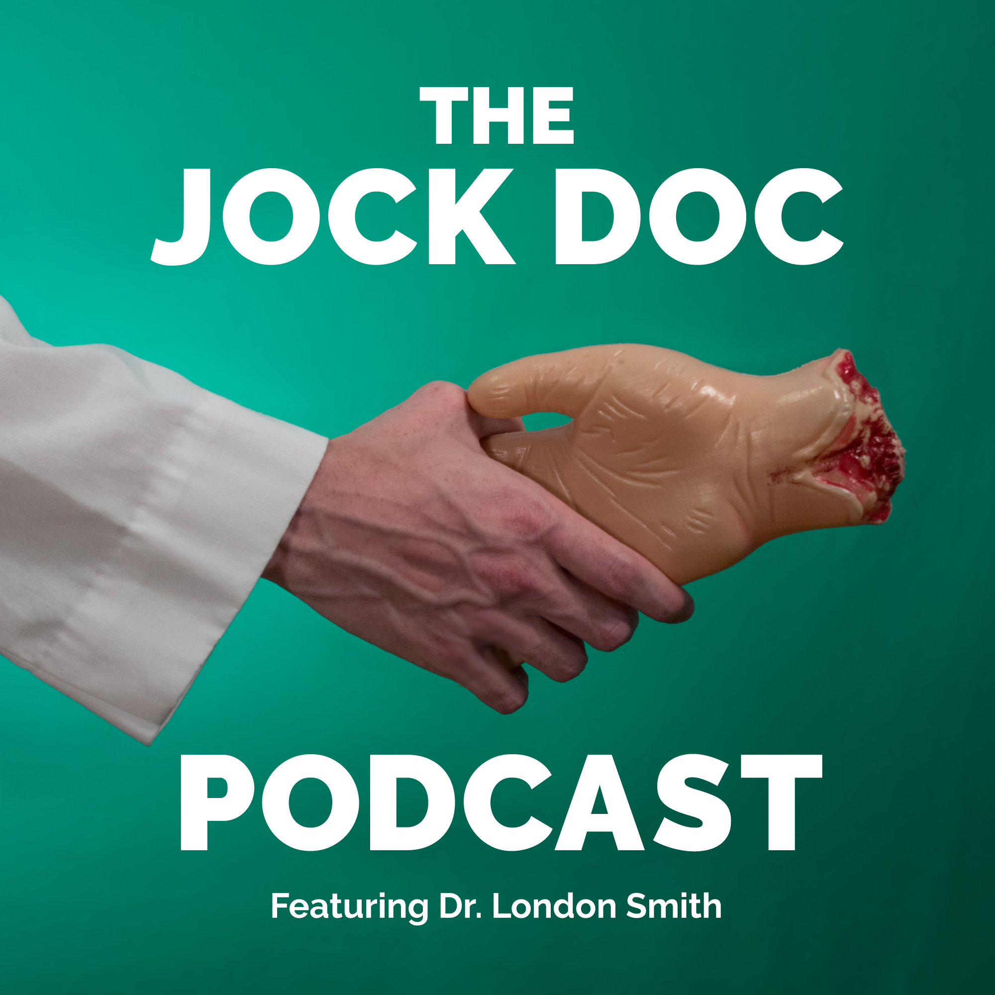 Jock Doc Podcast show art