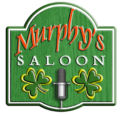 Murphy's Saloon Blues Podcast #9 - Drinking Black & Tans with an Alligator