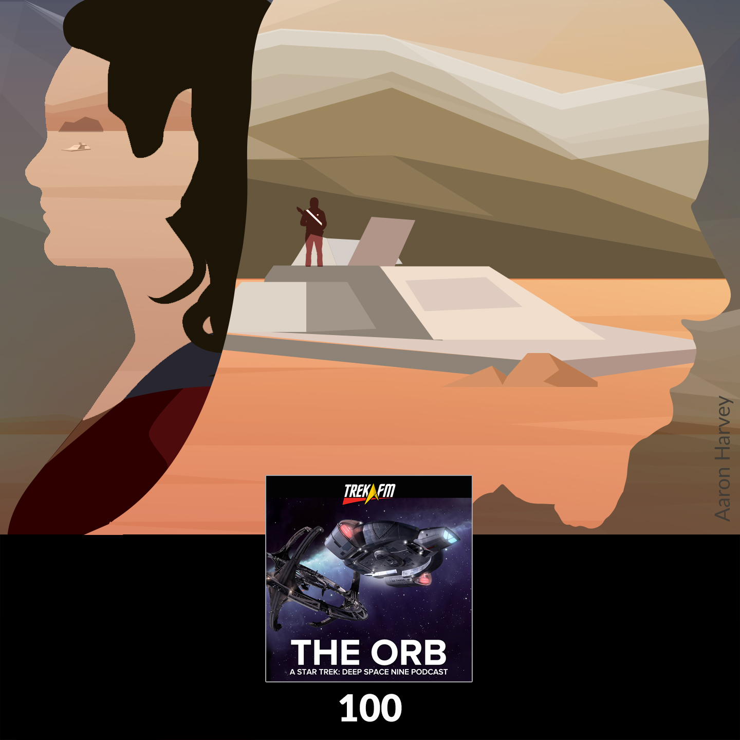 The Orb 100: Mistrust in a Microcosm