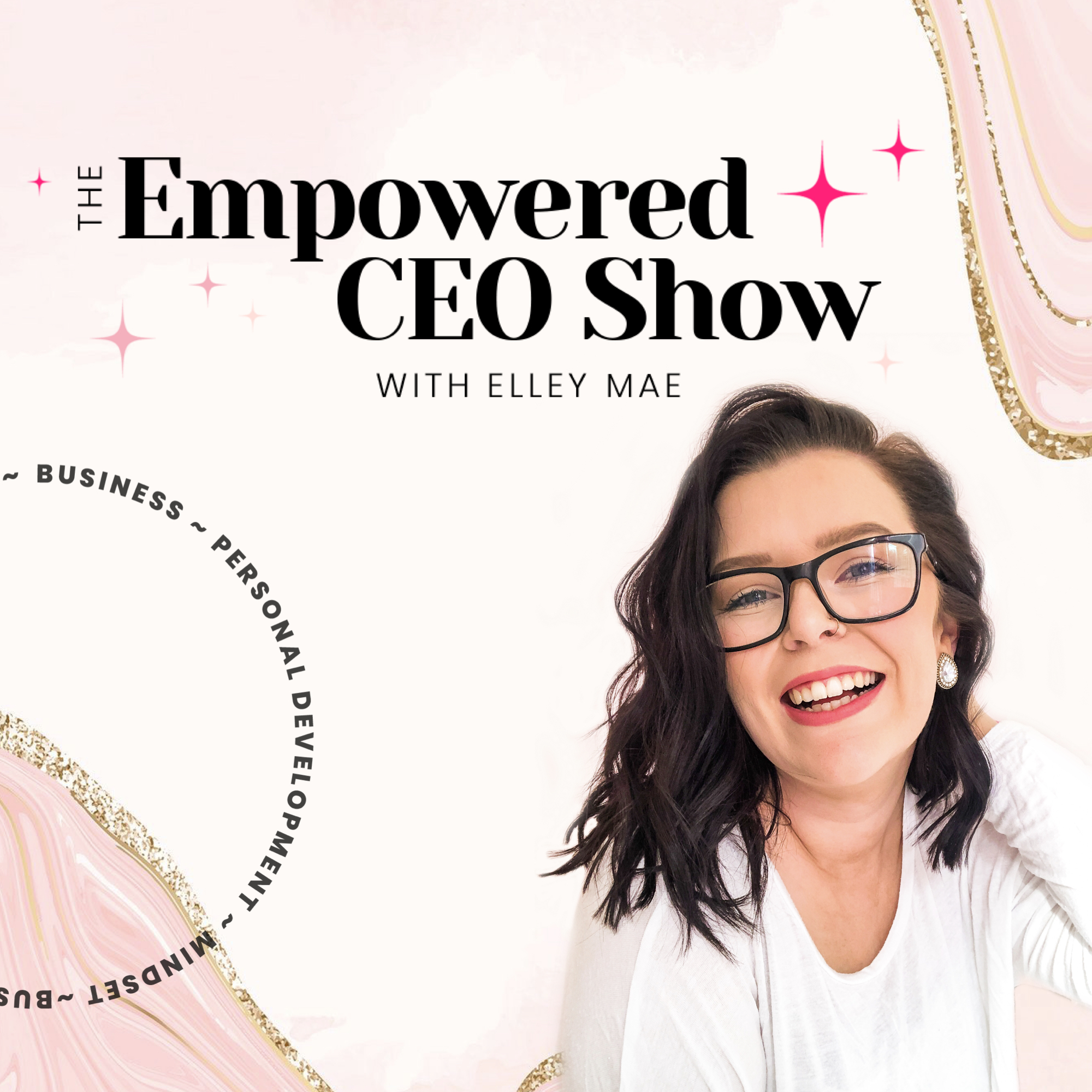 The Empowered CEO Show show art