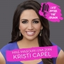Artwork for Miss Missouri USA 2006 Kristi Capel - How to Succeed in Broadcast News After Pageants